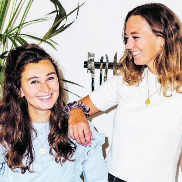 Zussen foto wieler kleding vrouwen ondernemers