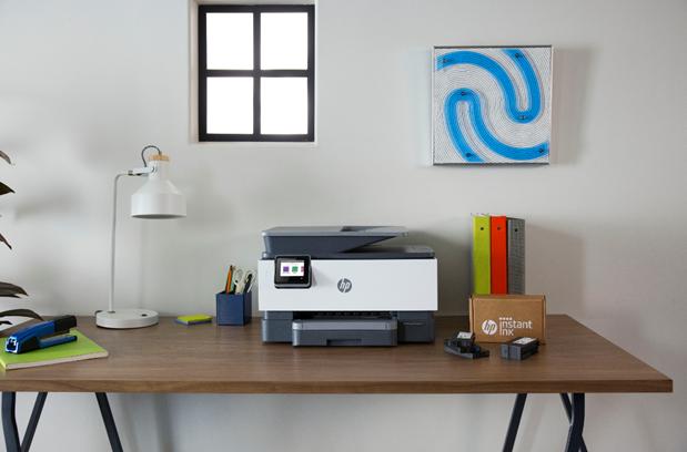 HP Instant Ink voor ondernemers
