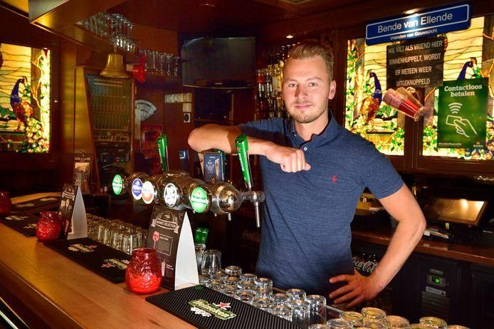 Chris verkleij kroeg cafe horeca sluiting coronaregels