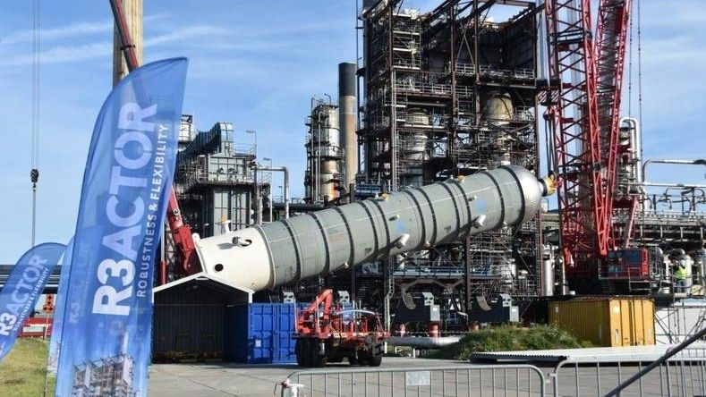 Groene waterstoffabriek zeeland orsted 1