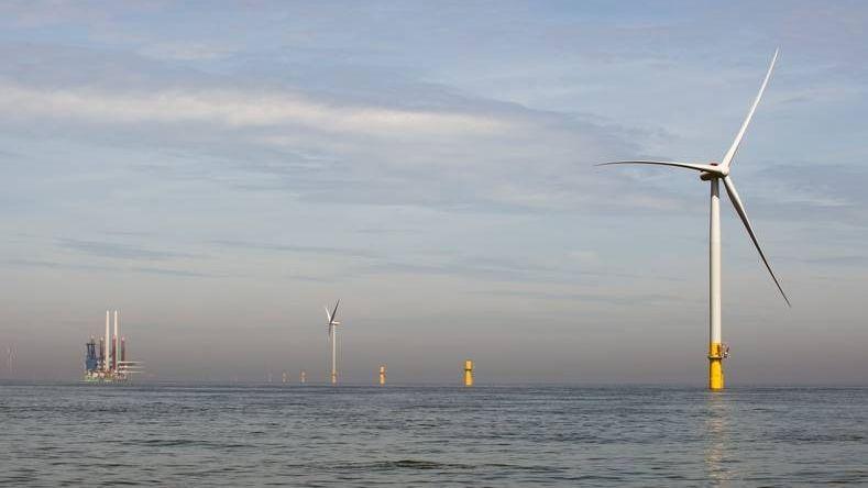 Groene waterstoffabriek zeeland orsted 2