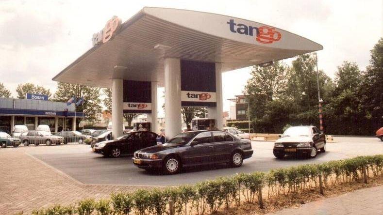 Tango evolueert tankstation onbemand