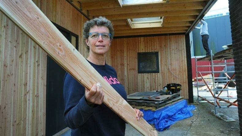 Tanja tienpond alleman hout prijsstijging