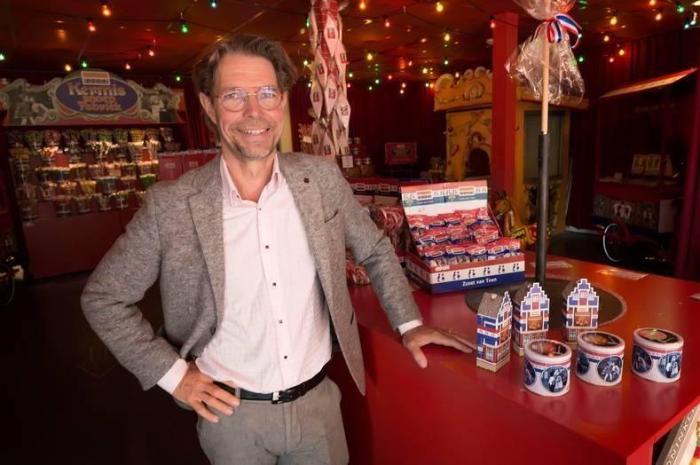 Holland Foodz Oosterhout directeur Spijkervet