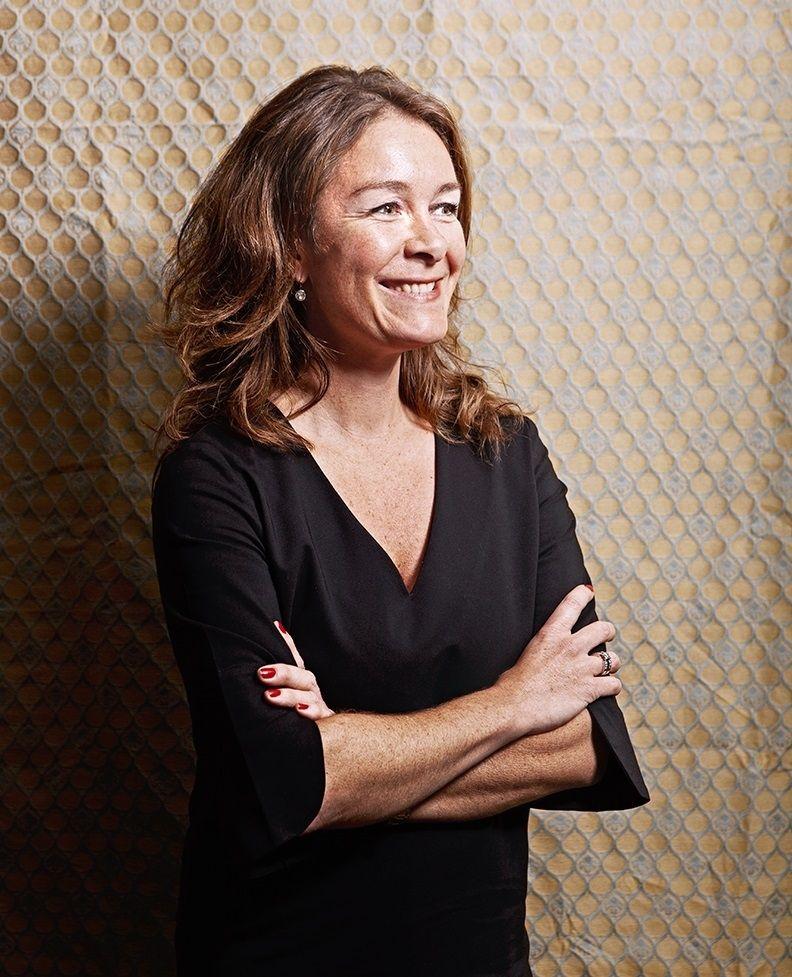 Audrey van Ham CEO Christine le Duc Dik Ni kolai