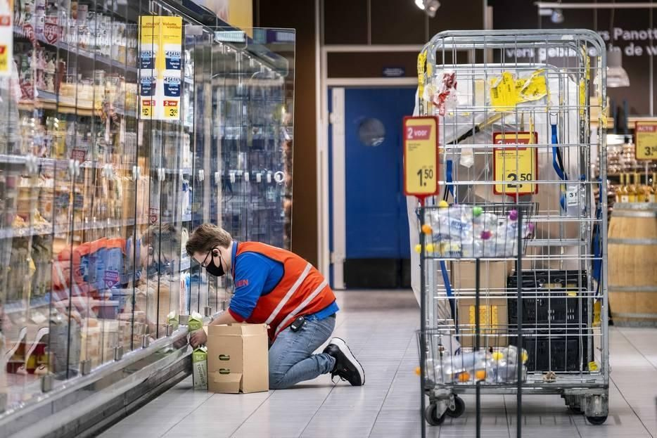 Deen personeel supermarkt overname