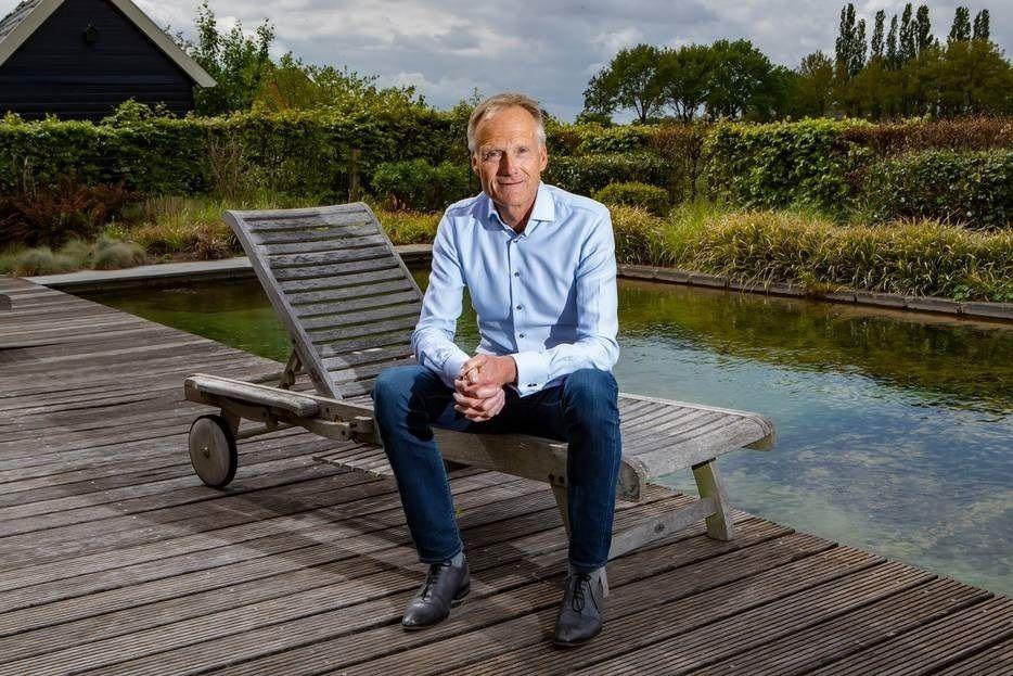 Frank Oostdam uit bathmen is voorzitten van de Algemene Nederlandse Vereniging Reisondernemingen ANVR2