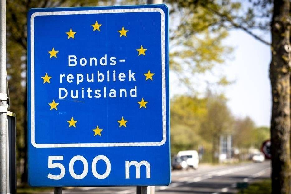Trouwen in Duitsland net over de grens