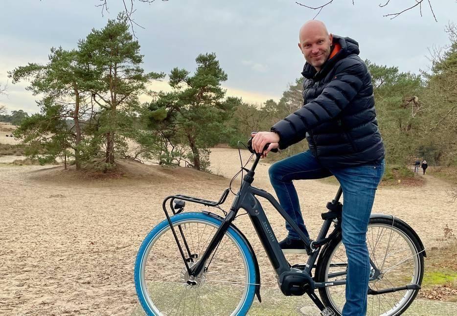 Marc de Vries swapfiets duurzaamheid innovatie leasefiets