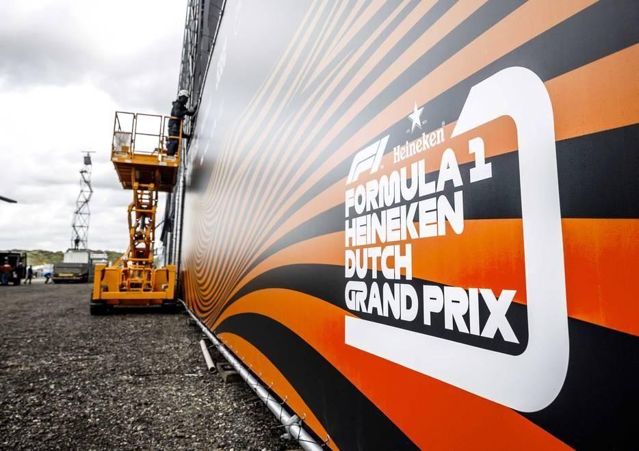 Dutch grand prix zandvoort
