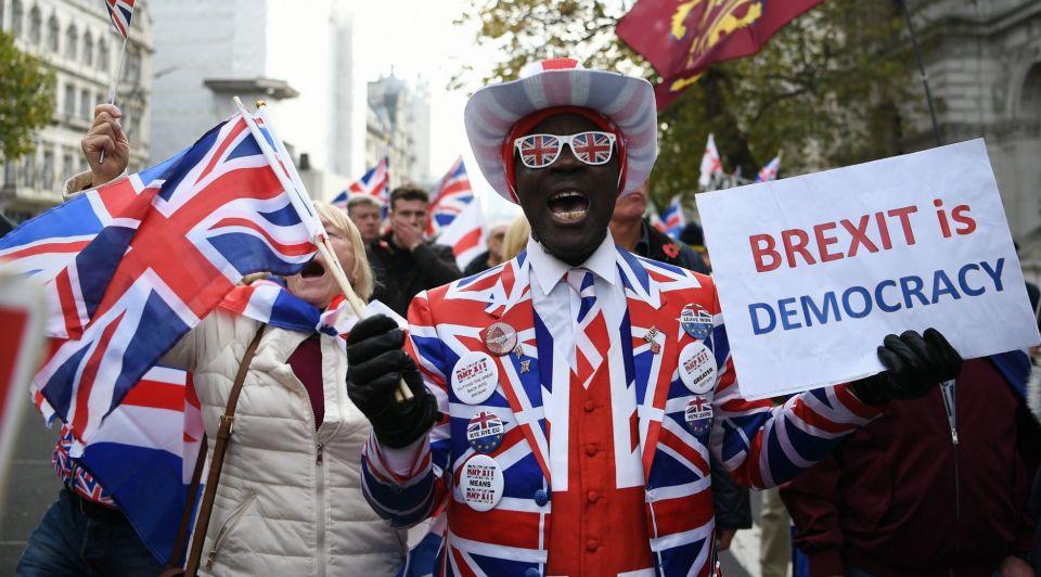 Actievoerder Brexit