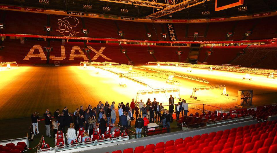 Ajax Vodafone Arena