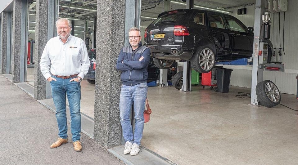 Alliance Automotive Car Prof Van Gestel Camps coronacrisis
