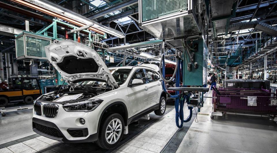 BMW X1 in productie bij VDL Nedcar foto Debby Termonia