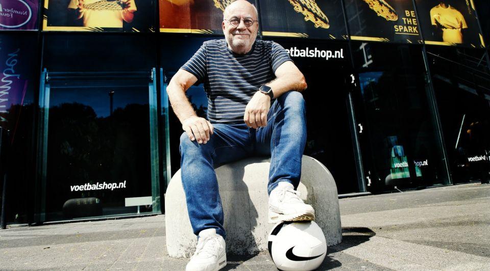 Badge Roland Heerkens sportwinkel FC Utrecht