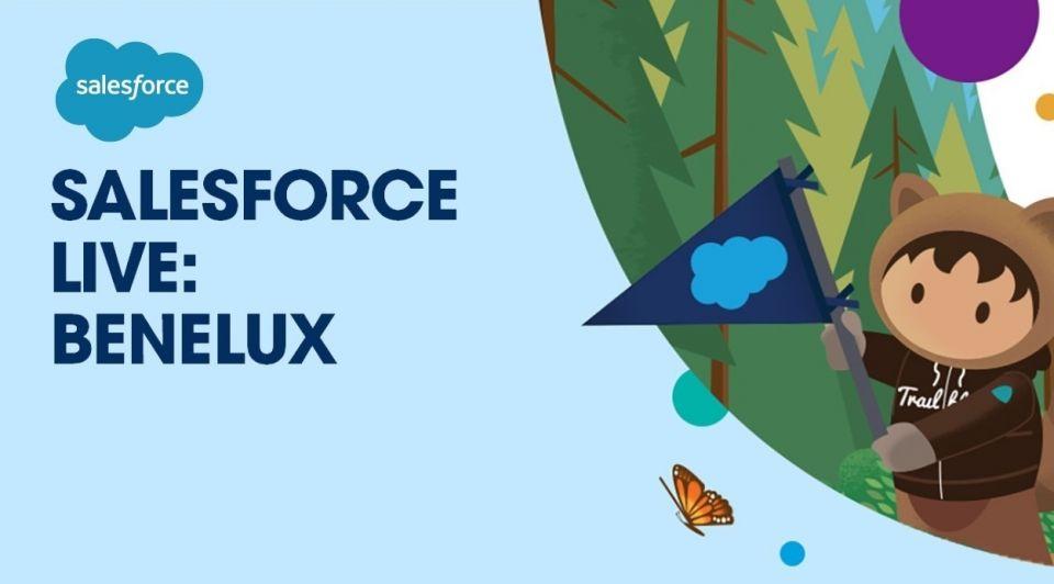 Banner Salesforce Live BLUX