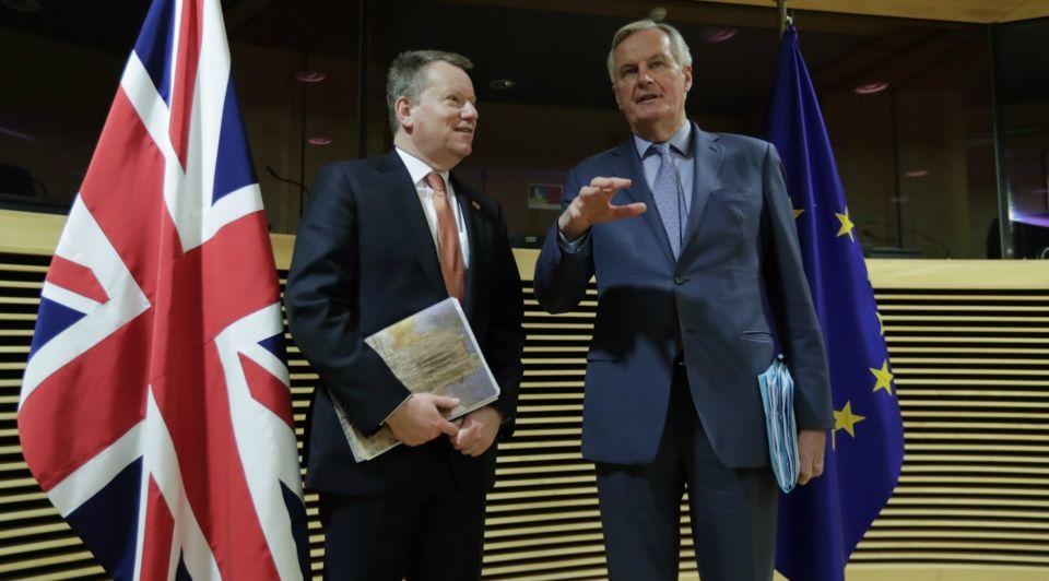 Barnier EU
