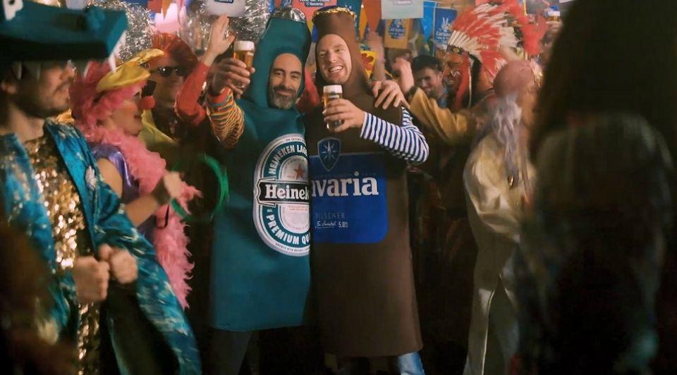 Bavaria Heineken Carnaval voor de Vrede