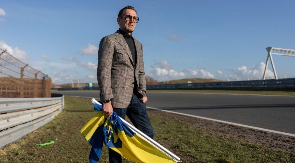 Bernhard F1 circuit Zandvoort 2020 parcours