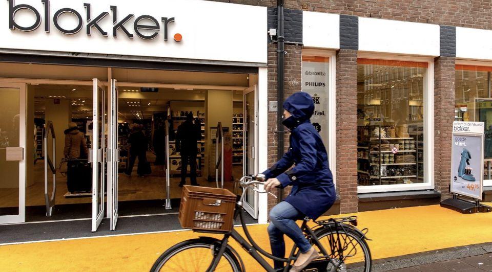 Blokker beurs webwinkel winst michiel witteveen big bazar bcc retail marketing paul moers