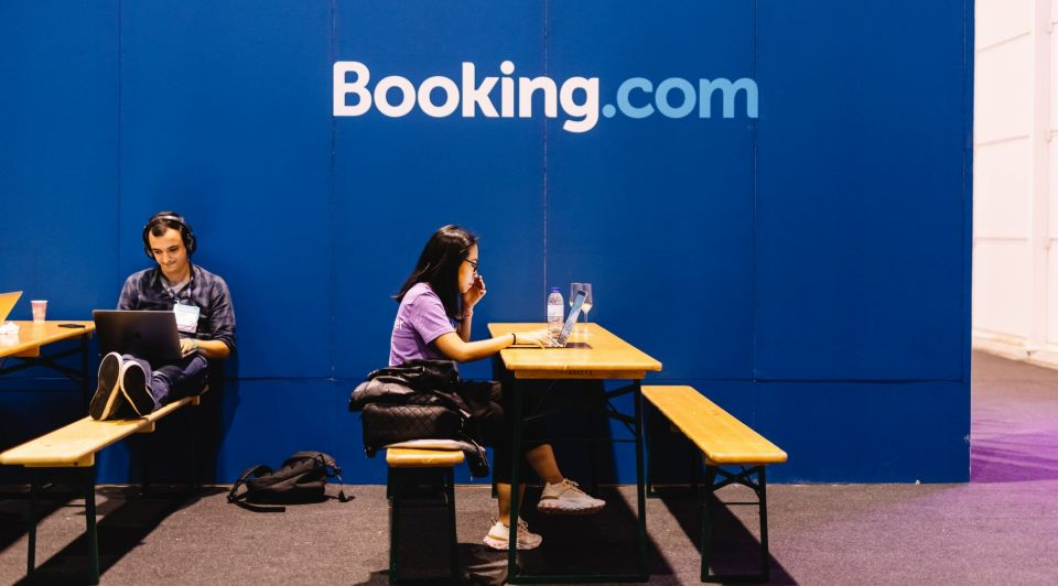 Booking com expo web summit 2019 cc flickr