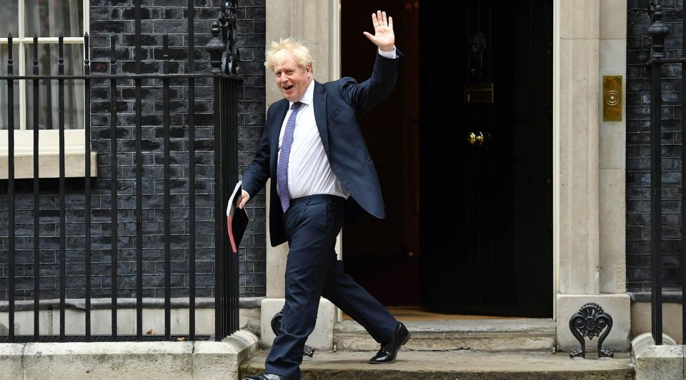 Boris Johnson Brexit Lennard