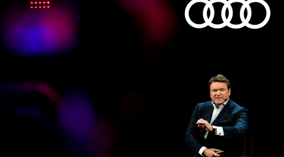 Bram Schot Audi topman