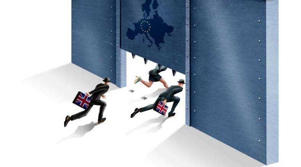 Brexit bedrijven engeland nederland