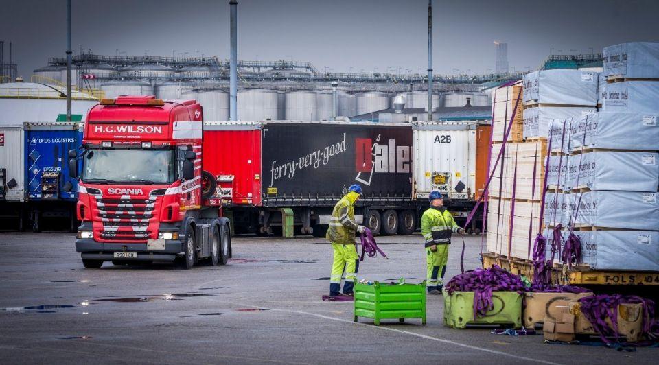 Brexit goederen vervoer transport verenigd koninkrijk douane EU