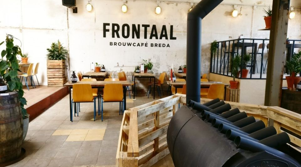 Brouwerij Frontaal bierliefde nl