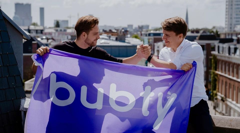 Bubty oprichters vlag