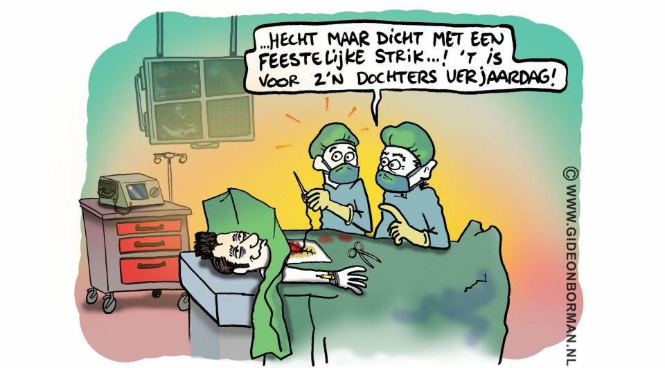 Cartoon Gideon Borman 6