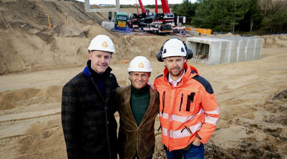 Circuit Zandvoort bouwers Jan Lammers