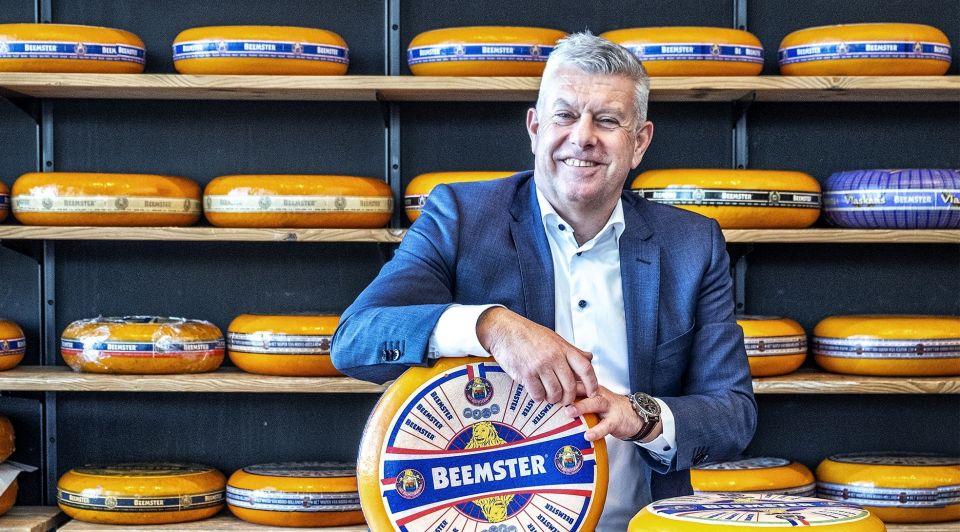 Cono Kaas Beemster boeren merkenbouwer