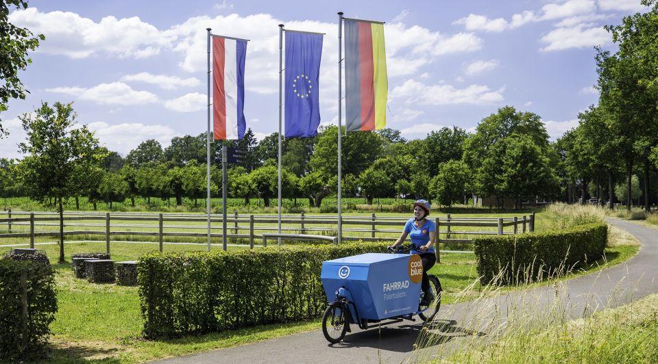 Coolblue Duitsland fiets nieuws