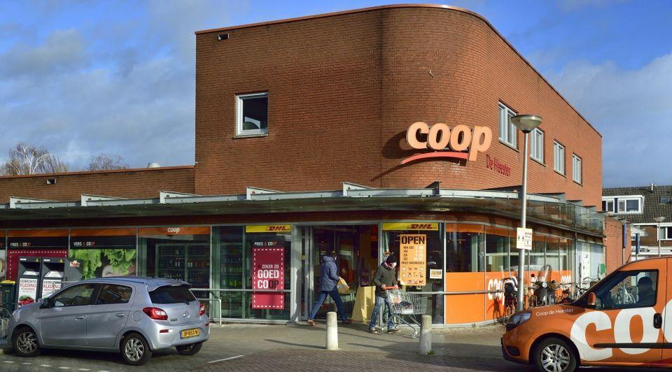 Coop supermarkt fusie Gouda