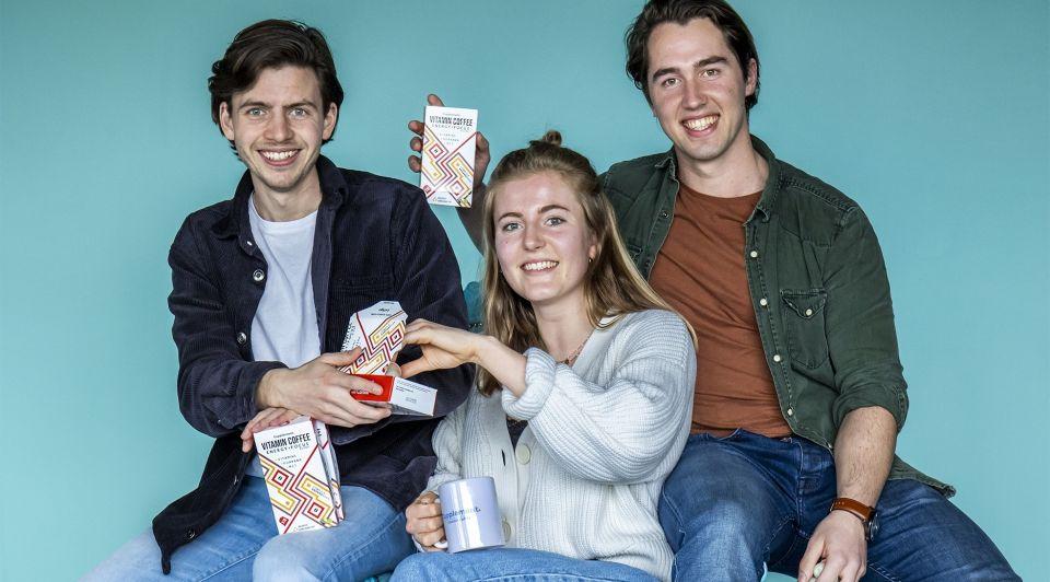 Cupplement koffie jonge ondernemers
