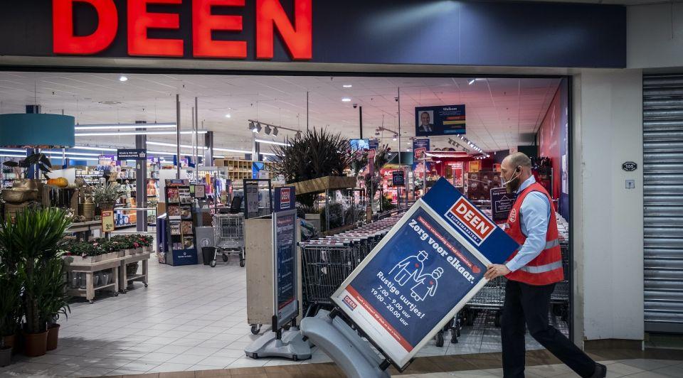DEEN overname Albert Heijn Vomar Deka Markt supermarkt groei