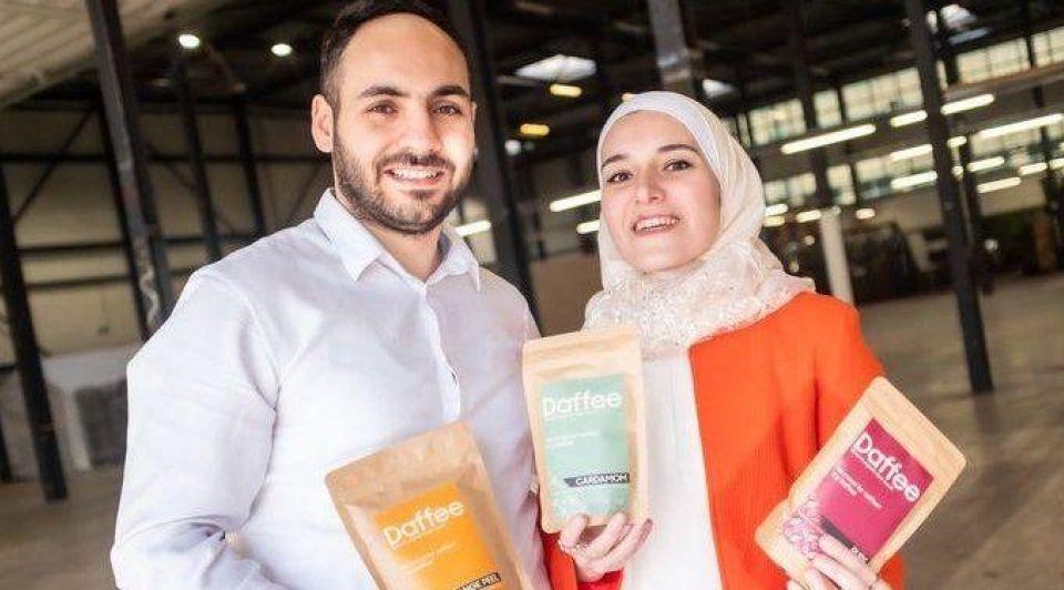 Dadelkoffie Syrie vluchteling ondernemer