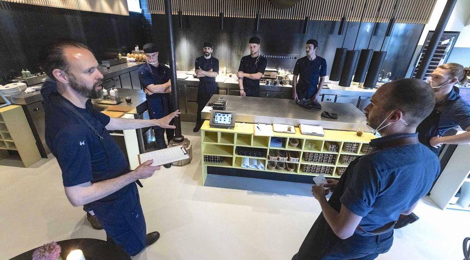 De Nieuwe Winkel in Nijmegen nummer 2 groentenrestaurant