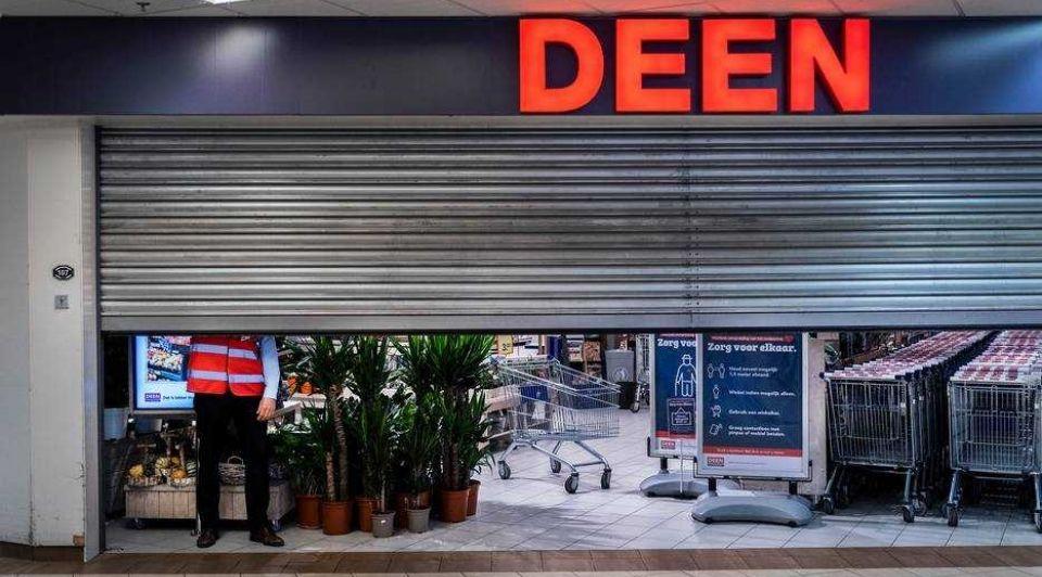Deen supermarkt winkel retail AH Dekamarkt Vomart