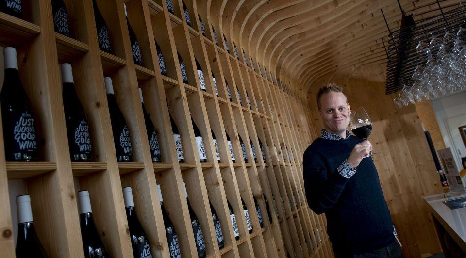Derrick Neleman wijn crowdfunding