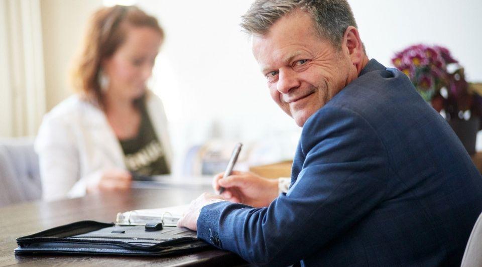 Duisenburgh Frank van Daal vermogen advies