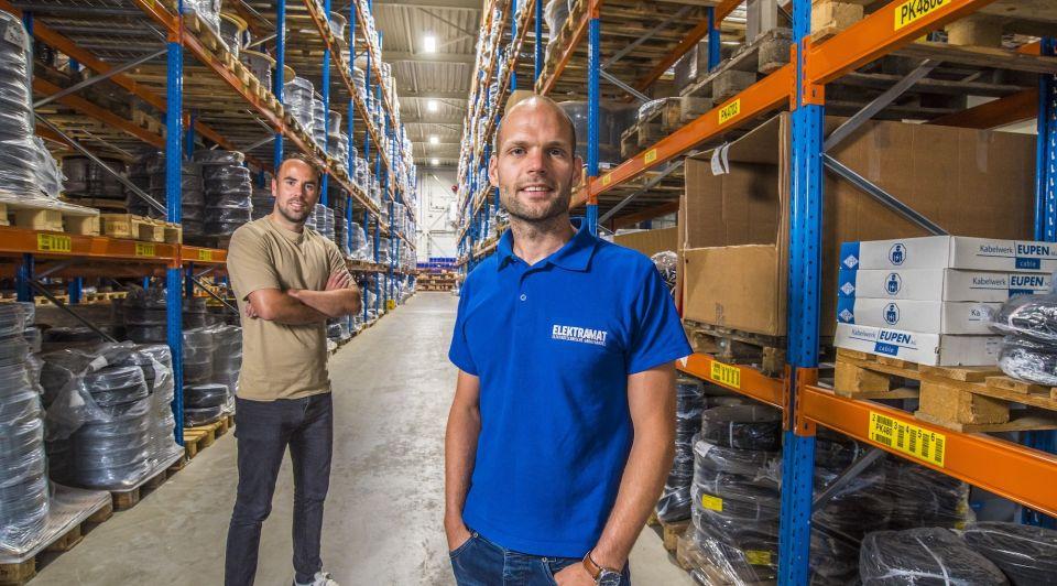 Elektramat miljoenenbedrijf enschede Ruud Pierik ondernemer