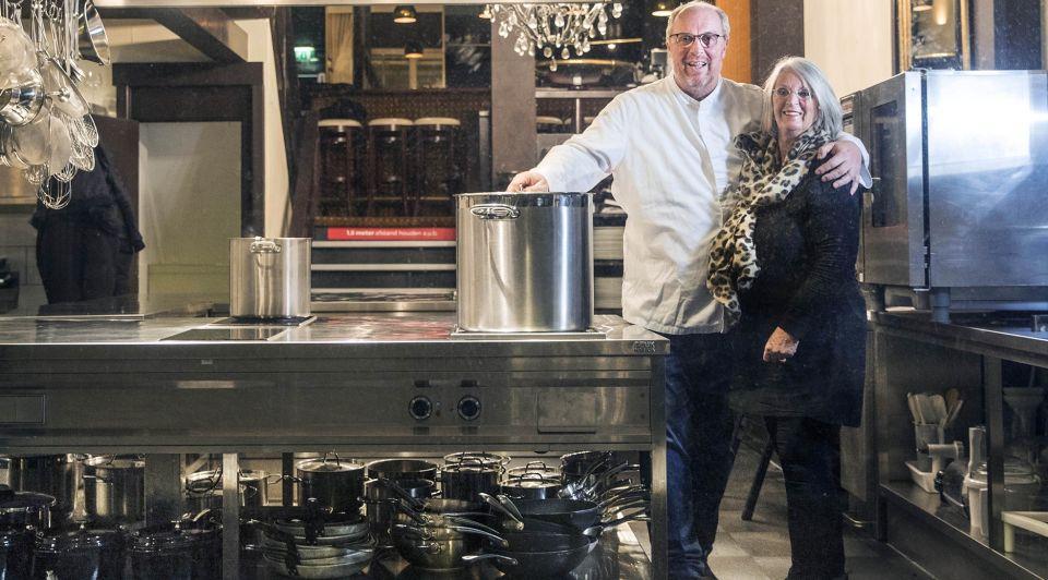 Eric Jan Fransen zzp ondernemer kook studio den haag
