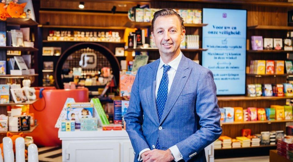 Fabian Paagman boekhandel ondernemer online