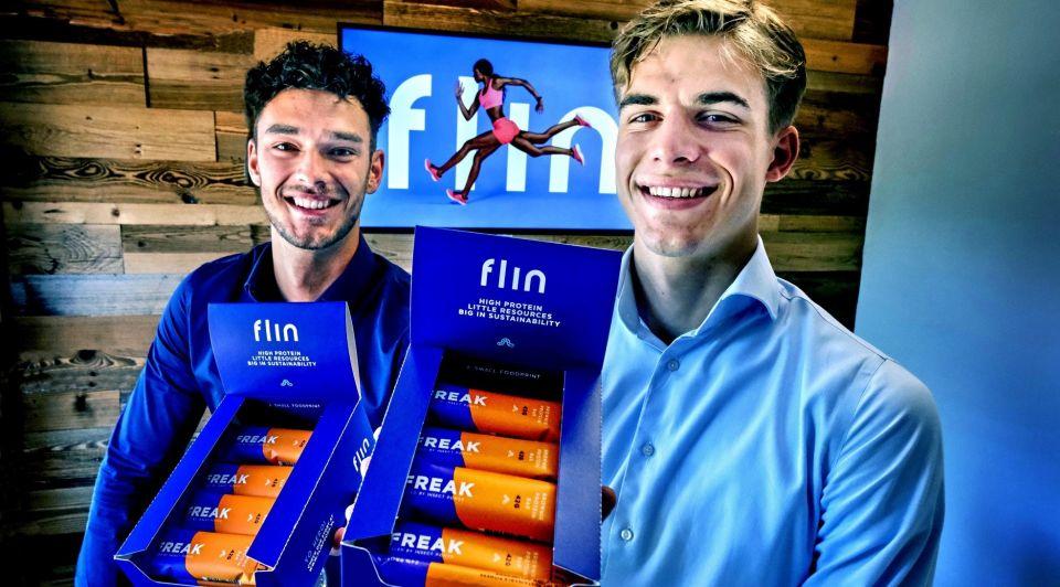Flin Foods insectenrepen ondernemers
