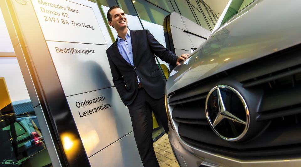 Gerard van Os Mercedes Benz Dealerbedrijven