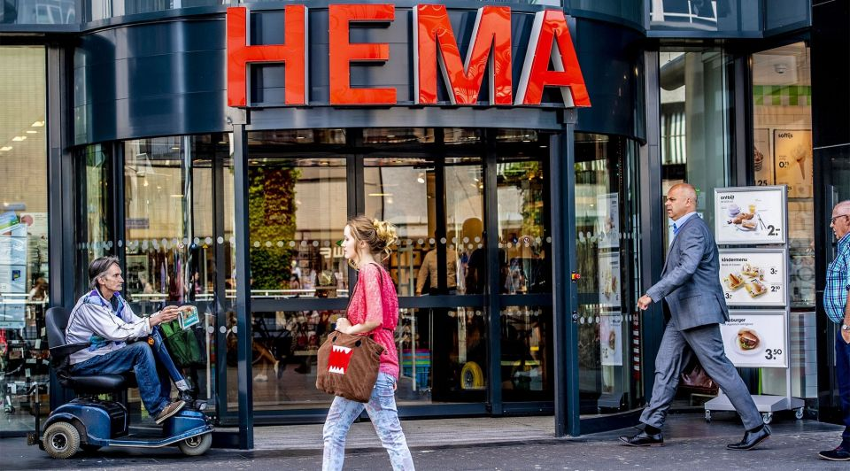 HEMA steun staat crisis retail