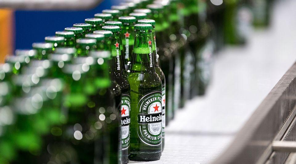 Heineken bier export wereld horeca